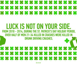 NT07-50769 St Patrick's Day 2016 Infographic Clovers FB V1