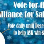 Alliance for Safe Kids Volz Auto December 2016 Vote
