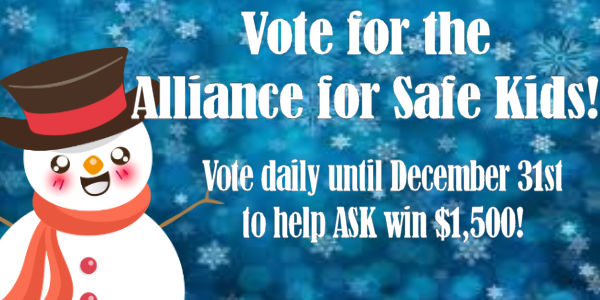 Alliance for Safe Kids Volz Auto December 2016 Vote