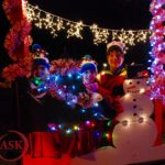 Holiday Light Parade - Making Spirits Bright