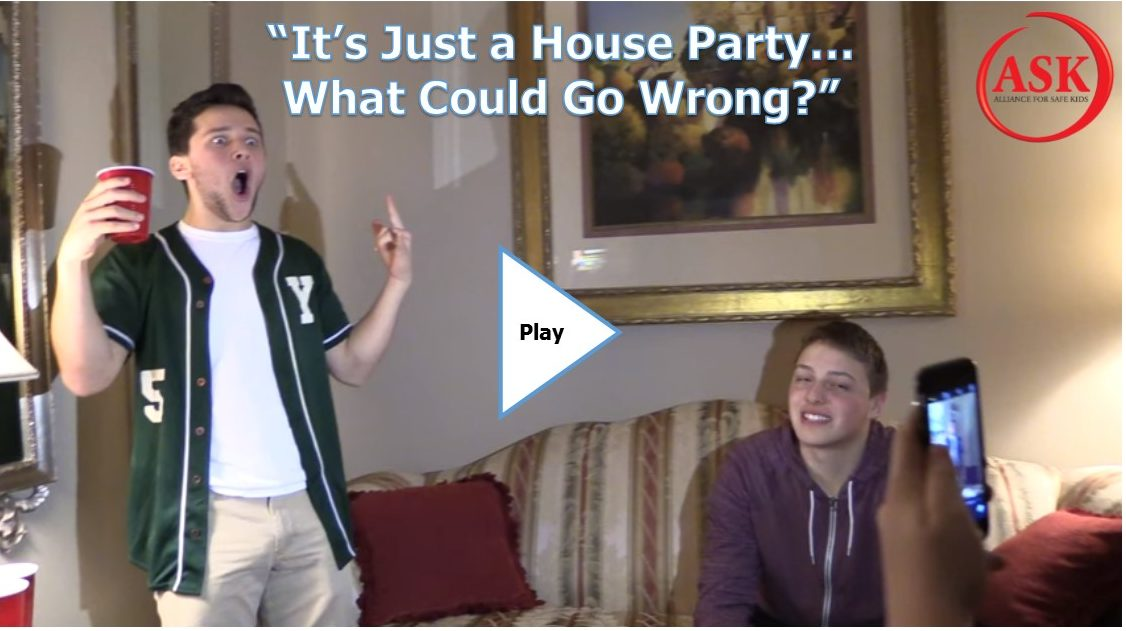 It S Just A House Party What Could Go Wrong Alliance